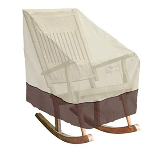 NITRIP Funda para Muebles Funda para sofá Funda Protectora para Muebles de jardín Funda Protectora para Mesa Funda Antipolvo Aprox. 70 x 83 x 99 cm Impermeable a Prueba de Polvo a Prueba de Viento