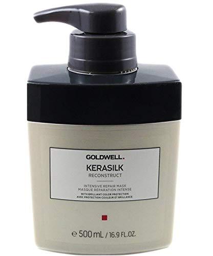 Goldwell Kerasilk Tiefenpflegende Reparatur-Maske, 1er Pack (1 x 500 ml)