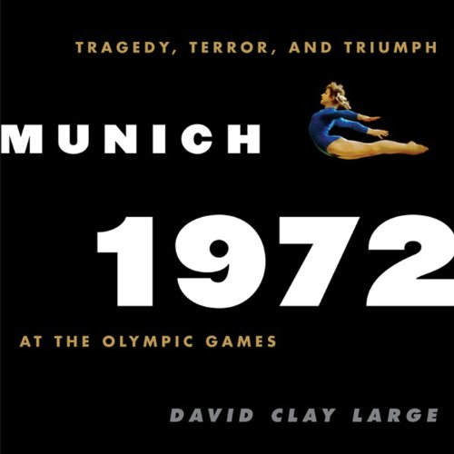 Munich 1972 audiobook cover art