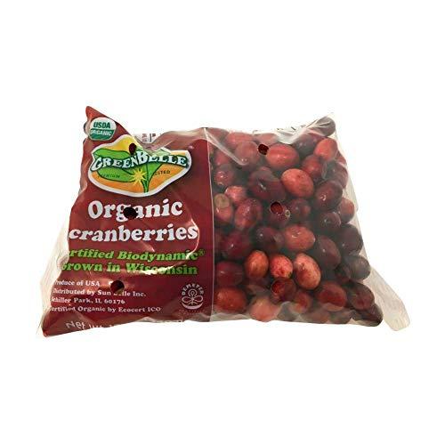 Organic Cranberry, 12 Ounce