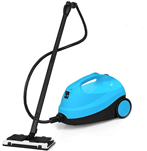 MLMLANT Multipurpose Steam Cleaner with 20-Piece Accessories 2000ML Tank, Steam Mops 4.5 Bar Steamer for Floors, Cars, Windows, Carpet, Garment,Kitchen Floors and More