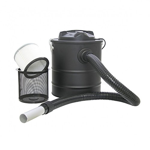 Aschesauger, 20 Liter, 1200 Watt HEPA Filter