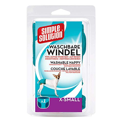 Simple Solution Hunde Windeln waschbar XS
