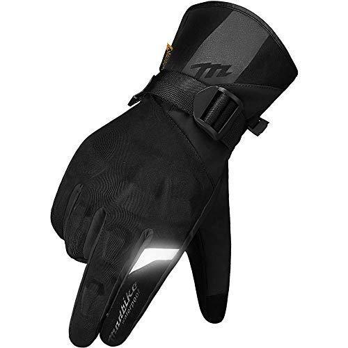 guantes moto invierno fabricante MADBIKE