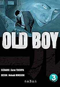 Old Boy Edition double Tome 3