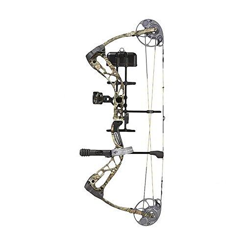Diamond Archery Edge SB-1 70lb Force Bow, Left Hand, Break-Up Country