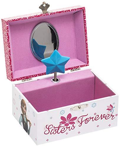 Joy Toy - 92048 - Coffret à bijoux - Disney Frozen - avec de la musique boîte