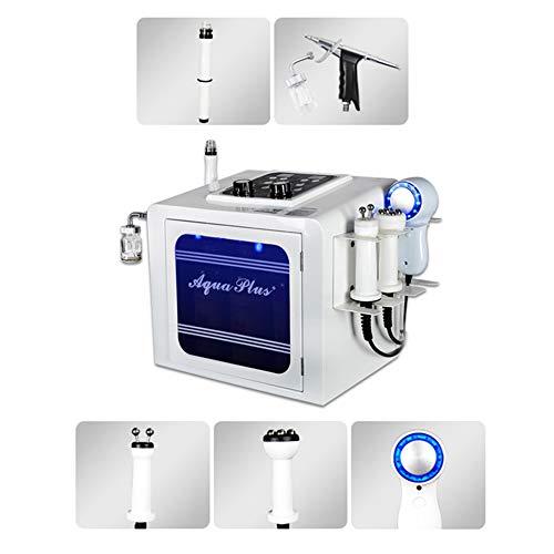 MEISHENG 5-en-1 Hydra Dermabrasion Peel Facial Hydrafacial Machine/Oxígeno Spray Hydro Water Dermabrasion Facial Care Machine