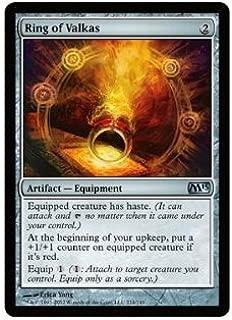 Magic: the Gathering - Ring of Valkas (214) - Magic 2013