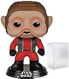 Star Wars: El Despertar de la Fuerza – Nien Nunb Funko Pop! Figura de Vinilo (Incluye Funda Protecto...