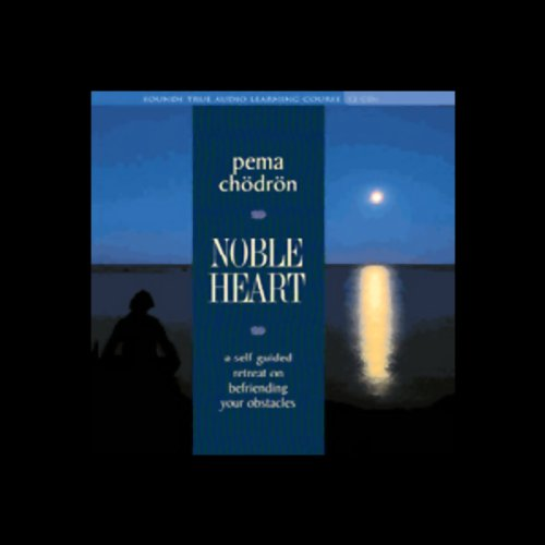 Noble Heart audiobook cover art