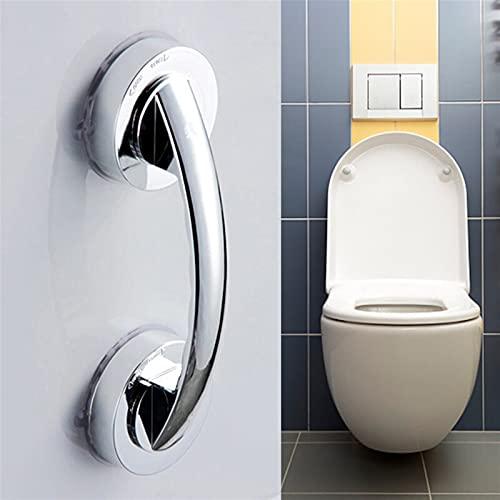 WZRY Bares de baño y Ducha, Accesorios de baño Bar de asa de Ducha Ofertas con una Taza de succión de Mantenimiento Fuerte para asear la bañera de baño baño bañera de bañera