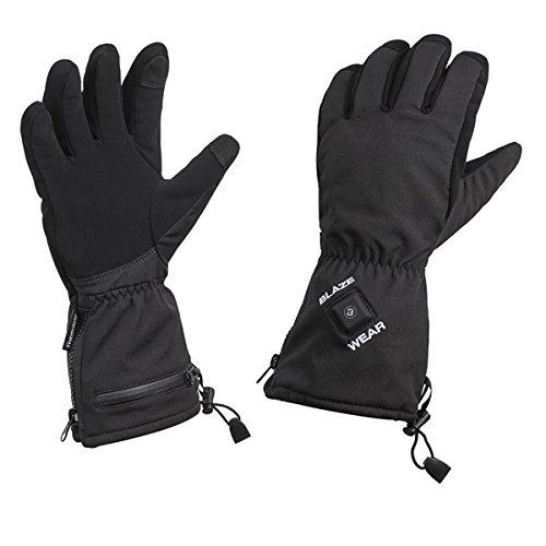 BLAZE indossare guanti riscaldati Traveller, colore nero