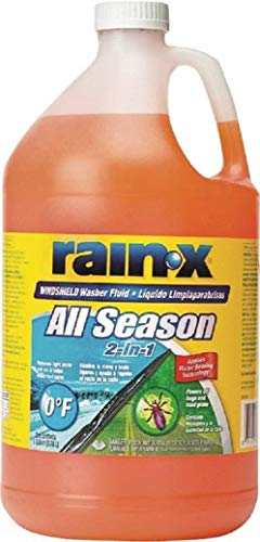 Rain-X Windshield Washer Fluid 0 Deg. 1 Gal.