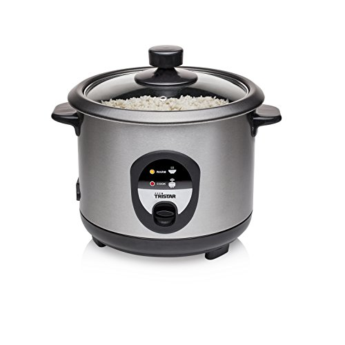 Cuiseur à riz Tristar RK-6126 – 1 litre – Fonction...