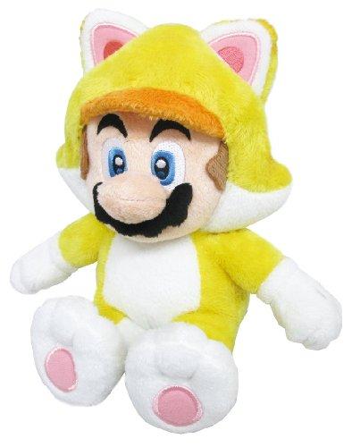 "Little Buddy Toys Cat Mario 10"" Plush"