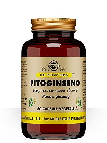 Solgar Fitoginseng - 100 ml