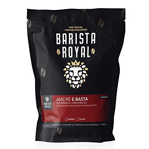 BARISTA ROYAL Espressobohnen 1kg