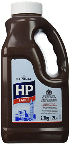 HP Sauce THE ORIGINAL 2000ml - Grosspackung