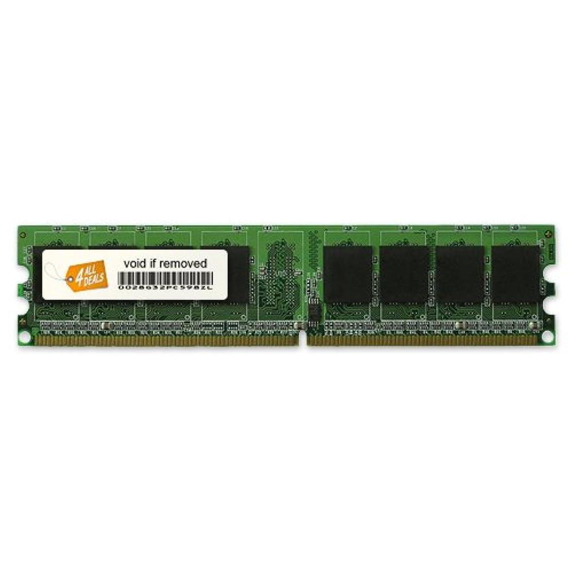 2GB DDR2-533 (PC2-4200) Memory RAM Upgrade for the Dell Optiplex GX Series GX620 Desktop