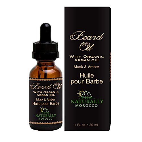 FHA Naturally Morocco Beard Oil | Beard Growth oil | 1oz