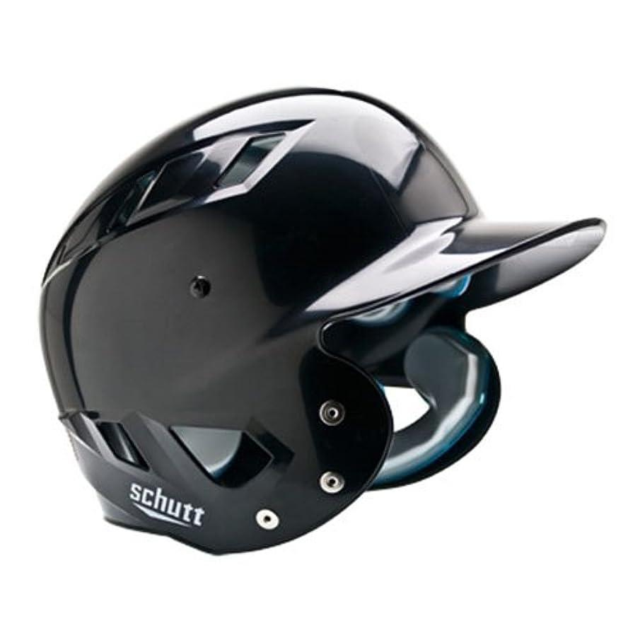 わかる自発パーセントSchutt Sports AiR Maxx T 野球バッター用ヘルメット