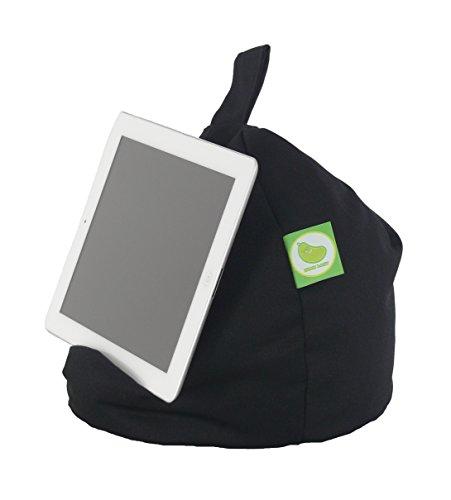 iPad, E-Reader & Bücher Mini BeanBag Sitzsack von Bean Lazy passend für alle Tablets and E-Readers - Schwarz