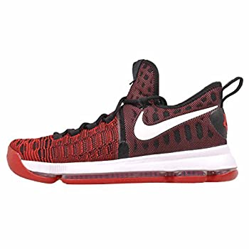Nike Zoom KD 9 Men s Basketball Shoes  10 University Red/White-Black