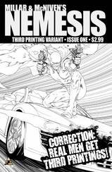 Download Nemesis #1 3rd Printing Variant B003X4BFMC