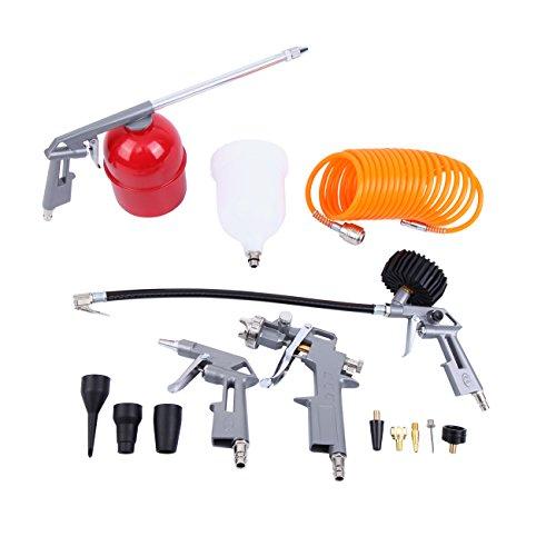 Honhill Kit Accessoires Compresseur Kit Outil Compresseur 13 pcs Outil Bricolage