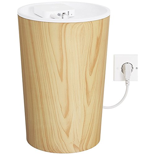 Bluelounge CableBin for Cable Management - Light Wood