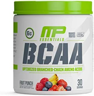 30 Servings MusclePharm Essentials BCAA Powder