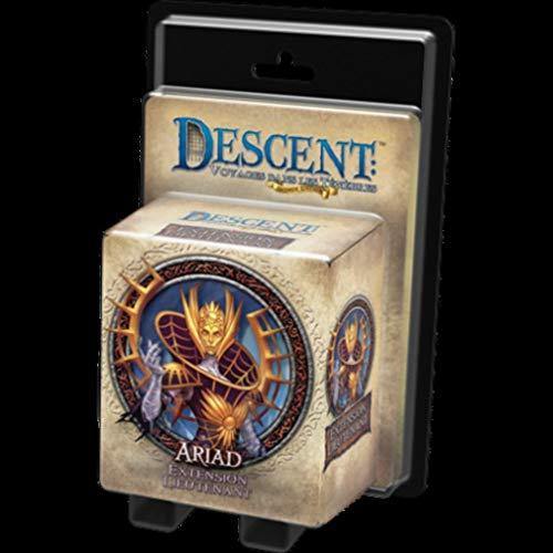 Bleeding Edge – Descent segunda edición – Extensión teniente Ariad