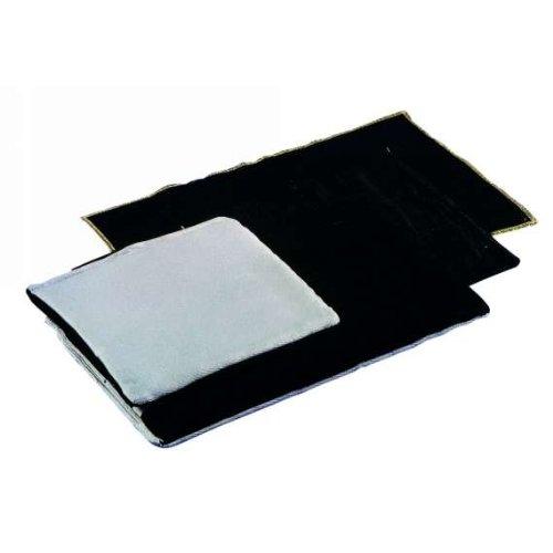 Flammschutzmatte, Abmessungen mm: 300 x 300 x 20, Hitzeschutz max °C: 1.000