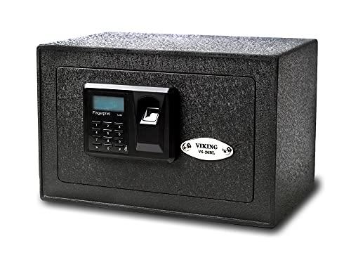 Viking Security Safe VS-20BLX Mini Biometric Safe Fingerprint Safe