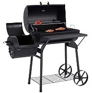 Ultranatura Smoker Charcoal Grill Denver