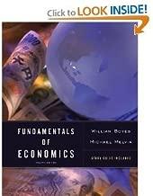Fundamentals of Economics 4th (Fourth) Edition byBoyes