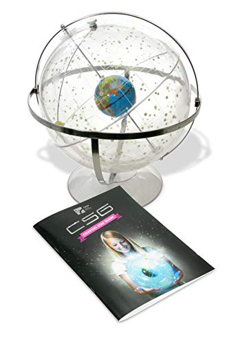 American Educational 300 Transparent Celestial Globe, 12' Diameter