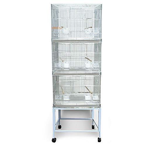 Pet\'s Solution Modulo Gabbie per Uccelli Allevamento Esposizione da 60 cm