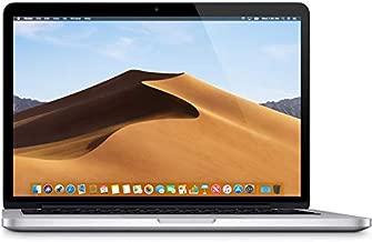 Apple MacBook Pro MGXD2LL/A Intel Core i7-4578U X2 3.0GHz 8GB 512GB, Silver (Renewed)