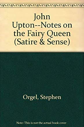 John Upton--Notes on the Fairy Queen