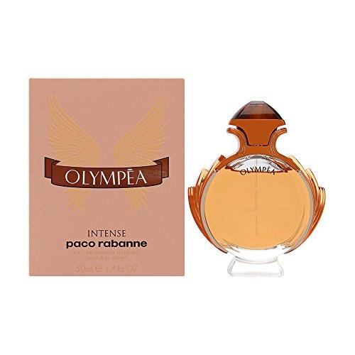 "Paco Rabanne""Olympea Intense"" femme/woman Eau De Parfum 1er Pack(1 x 50 ml)"
