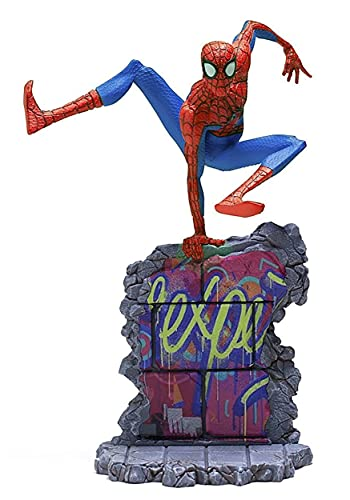 PETER B. PARKER BDS ART SCALE 1/10 - SPIDER-MAN: INTO THE SPIDER-VERSE