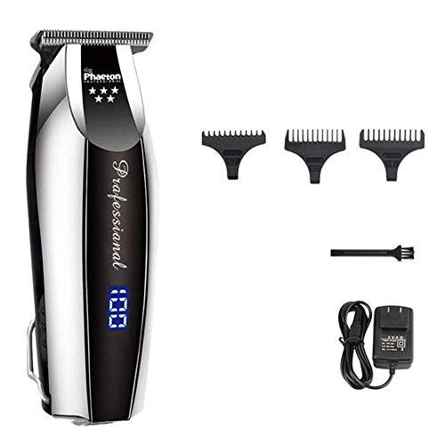Chutd Professionele tondeuse, elektrisch, precisie grasmaaier, 0,1 mm, witte kop, scheerkop, machine, Barber gereedschap