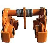 XUSHEN-HU 1 tonelada ordinaria carretilla empuje viga monorraíl carretilla...