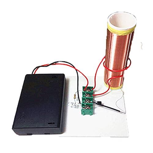 BJH Kit de Bricolaje Mini Altavoz de Plasma Altavoz de Escritorio Juguete científico Modelo de Juguete de Escritorio
