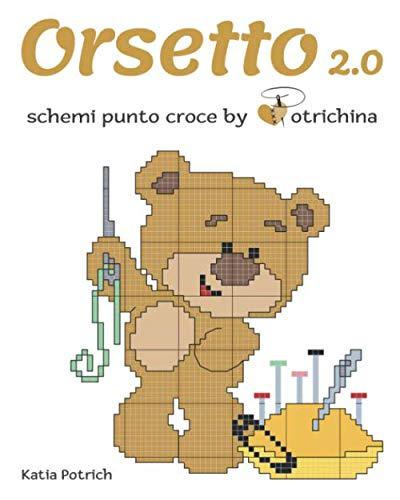 Orsetto 2.0: schemi punto croce by Potrichina