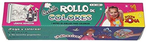 Castillo (Rollo de colores)