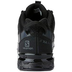 Salomon Women's XA PRO 3D v8 W Trail Running, Black/Phantom/Ebony, 7.5