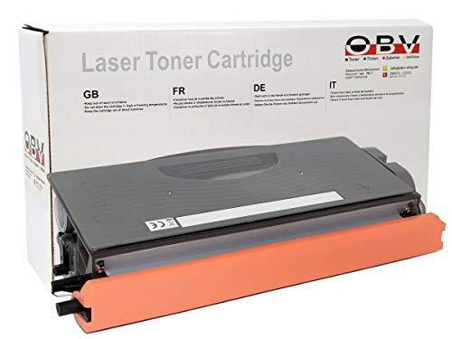 OBV Hl 5340 Toner kompatibel Brother TN 3280 / TN 3170 , XL Kapazitaet 12.000 Seiten, schwarz